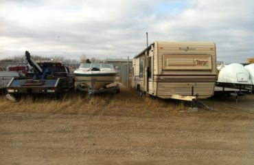 Truck, Boat, RV, we store it all!