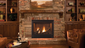 Astria's Scorpio Gas Fireplace
